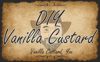DIY Vanilla Custard