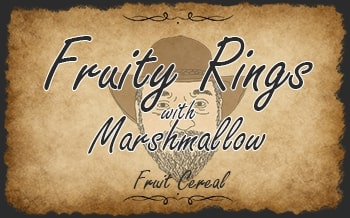 Fruity Rings with Marshmallow