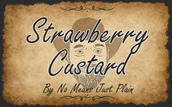 Strawberry Custard
