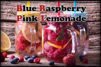 Blue Raspberry Pink Lemonade