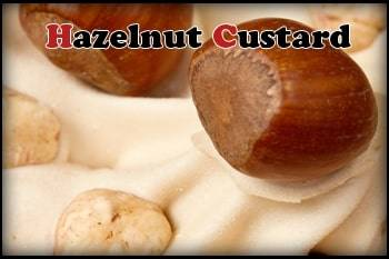 Hazelnut Custard