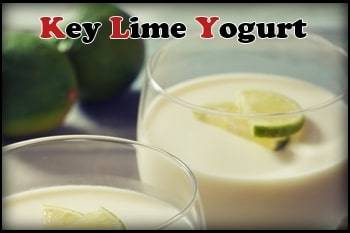 Key Lime Yogurt