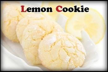 Lemon Cookie