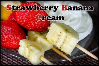 Strawberry Banana Cream