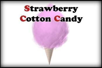 Strawberry Cotton Candy